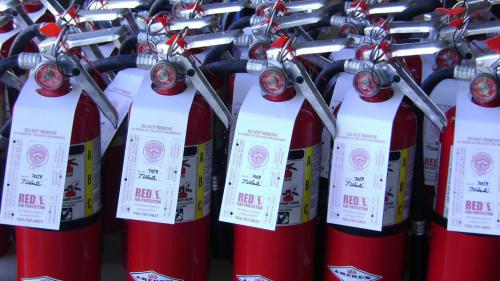Fire Extinguishers Gallery