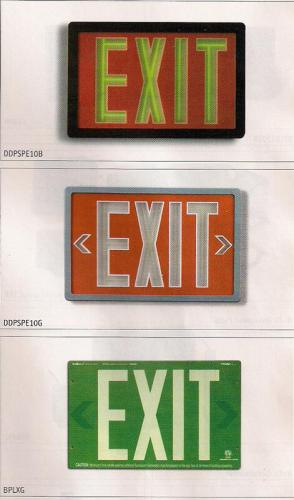 Types of E-light Signs